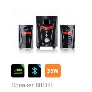 Speaker Gmc 888D1