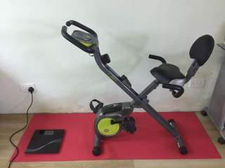 OTO XB-1000 bike for exercise