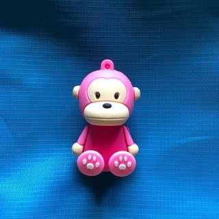 [BN] 8GB Pink King Kong USB Thumb Drive