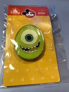 《包平郵》「奇妙處處通」珍藏迪士尼徽章 - 大眼