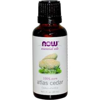 Now Foods, Atlas Cedar Essential Oils, 1 fl oz (30 ml)