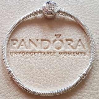 Pandora Two Tone Collier 18cm
