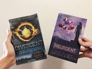 divergent / insurgent series