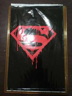 Death of Superman #75 Poly Bagged