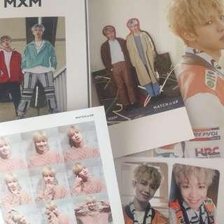 MXM Match Up Album
