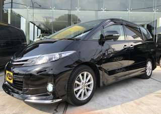2012 Toyota Estima Aeras ACR50 2.4