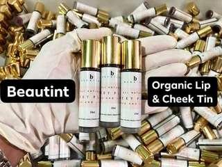 Beautint Organic Cheek & Lip Tint