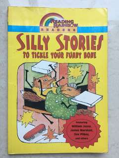 Silly Stories to tickle your funny bone!