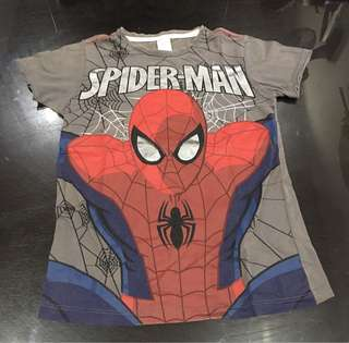 Pre-loved Spiderman Shirt