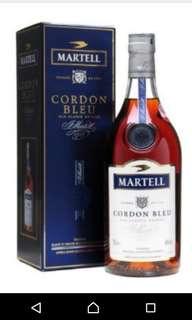 700ml 藍帶馬爹利 mertell cordon bleu