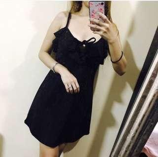 Dress (Maroon)