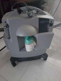 Home Oxygen Tank
