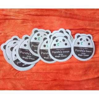 Tony Moly Panda's Dream White Magic Cream sachet