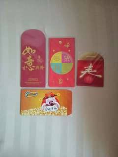 Sealed Red Packets (Assortment)