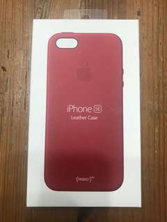 IPhone SE case (Red)