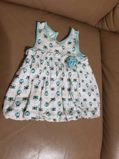 Pre-loved imported baby dress