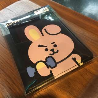 Monopoly BT21 Mini Journey Passport Holder - Cooky