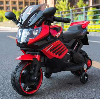 Brand new kids electric bike for 1-2 years old have music and LED light with remote control