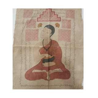 Old Buddha Lanna Phayant