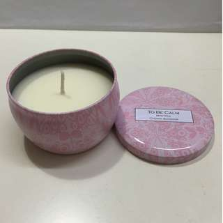 TO BE CALM Luxurious Soy Candle