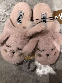 Bunny 🐰 home slippers