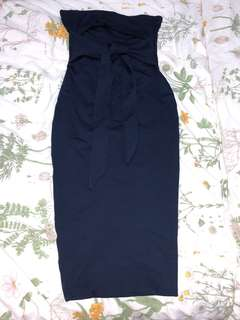 Kookai holland dress size 1 Navy