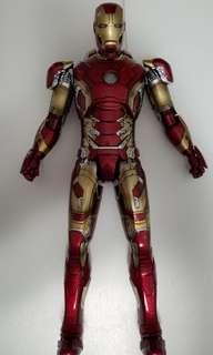 hottoys iron man mark 43 special edition