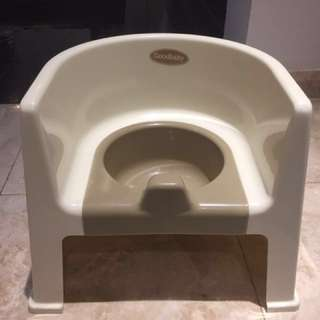 Goodbaby Potty + FREE toilet seater