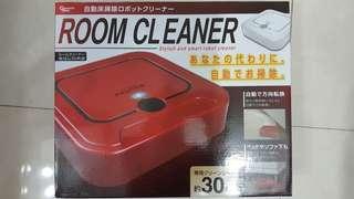 🇯🇵*限量* 日本直送🇯🇵 房間吸塵機 紅色 內附29張除塵紙