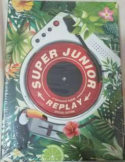 Super Junior SJ Replay 特別版 淨專