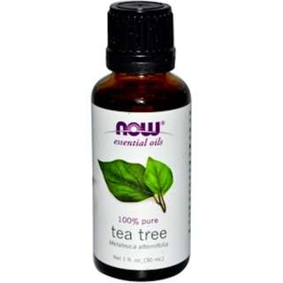 Now Foods, Tea Tree Essential Oils