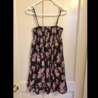 Floral Bubble Dress