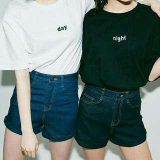 Statement Shirt (day / night)