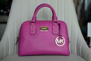 Michael Kors Fuchsia Pink Handbag