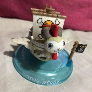 Going Merry One Piece Wobbling Pirate Ship Collection ❤️