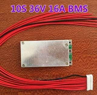 BMS for battery 36v