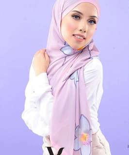 Shawl By Vsnow Iconic Orchid