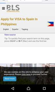 Appointment! for Visa & Legalization to Spain Consulate in PH