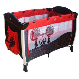 Disney Baby Mickey Premium Playpen