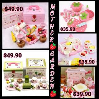 *CLEARANCE SALE* Mother Garden Playsets