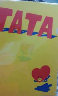 bts tata A4 file