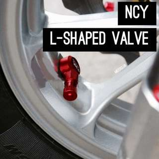 NCY L-SHAPED VALVE