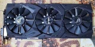 Asus ROG STRIX GTX1070 8G GAMING 2張