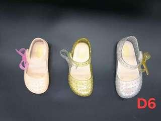 JUN 18 KIDS LED JELLY SHOES (DAC)