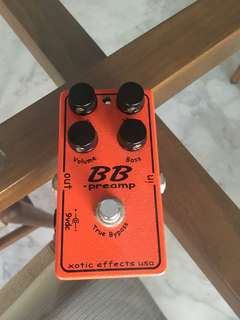 Xotic Effects USA BB Preamp
