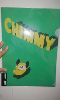 bts chimmy A4 file