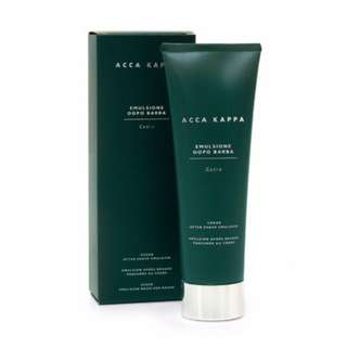 Acca Kappa Italy Libo Cedro Cedar Fragrance After Shave Emulsion Size 125ml (853302)