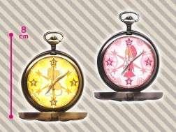 🇯🇵*限量* 全新 日本直送🇯🇵 一對百變小櫻 基露仔 陀錶 懷錶