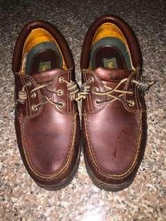 🚚 Timberland brown shoe