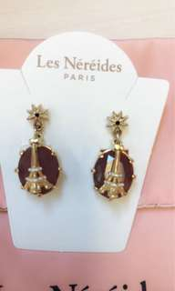 🈹Les Nereides earrings